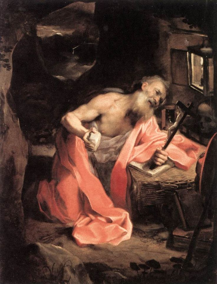 Lessons 7-9 from the Divine Office for St. Jerome, Confessor, Doctor: Matth 5:13-19;  Book 1, chaper 5 on Matthew by St. Jerome the Pries...