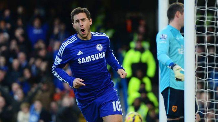 10.- Eden Hazard (88 puntos)
