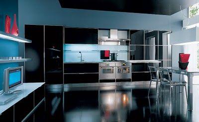 cocinas modernas italianas 2013 | inspiración de diseño de interiores