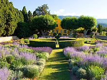 Pavillon de Galon - Wikipedia, the free encyclopedia: a contemporary garden a la Francaise