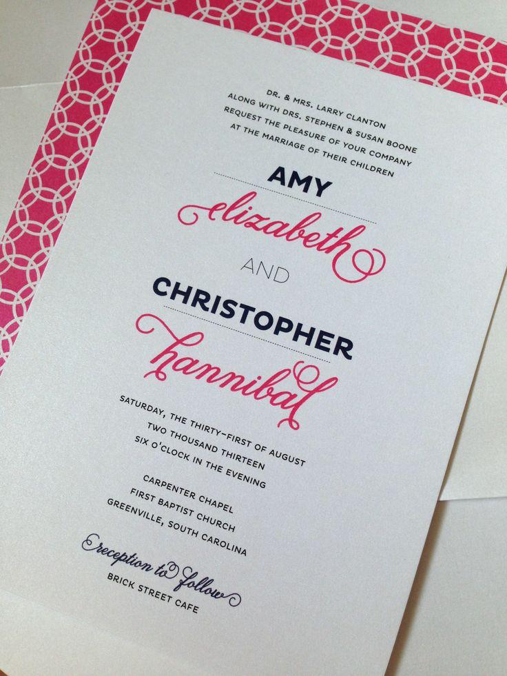 addressing wedding invitations married woman doctor%0A Modern Whimsy Wedding Invitations