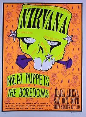 422 Best Music Concert Tour Poster Memorabilia Images On Pinterest