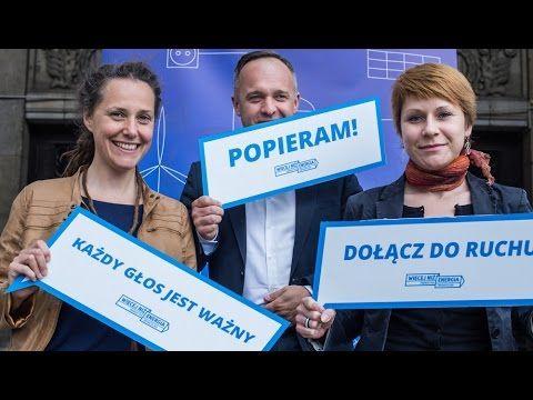 """Wiatraczkowy Rekord Polski - inauguracja ruchu """"Więcej niż energia"""""""