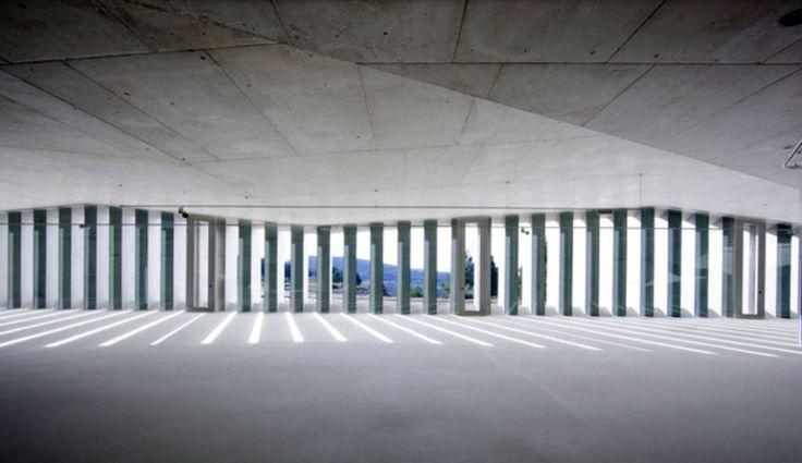 Mangado Auditorium Teulada