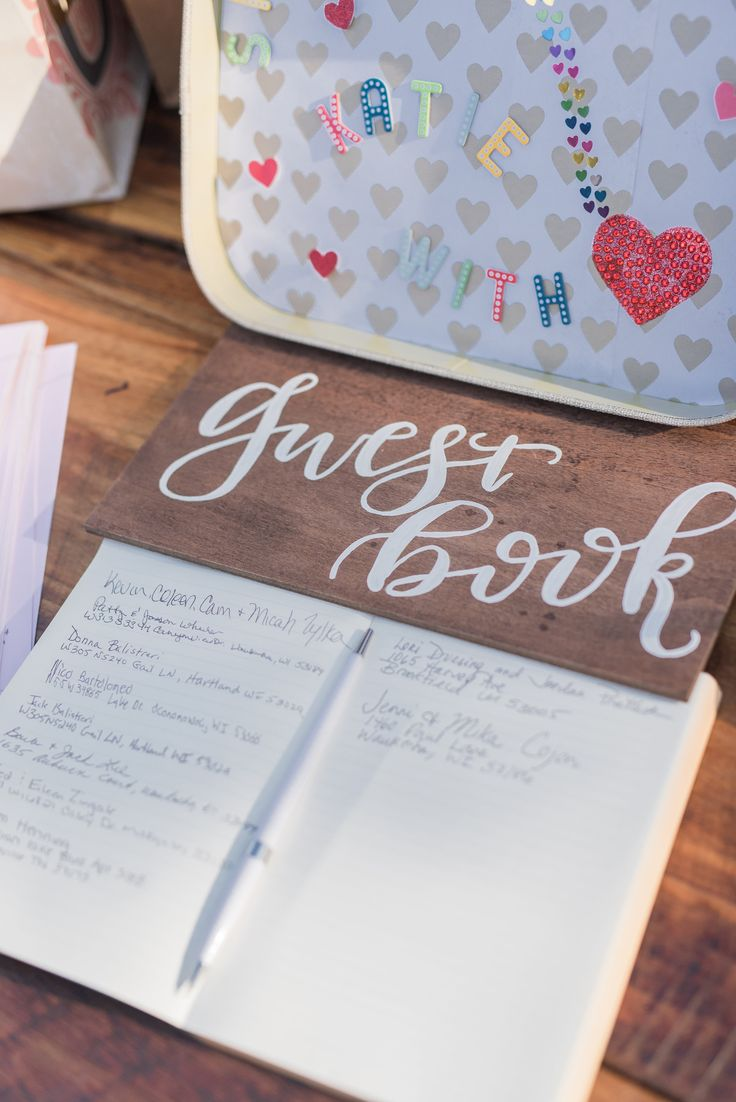 Enjoyable 17 Best Images About Wedding Guestbook Ideas On Pinterest Signs Hairstyle Inspiration Daily Dogsangcom