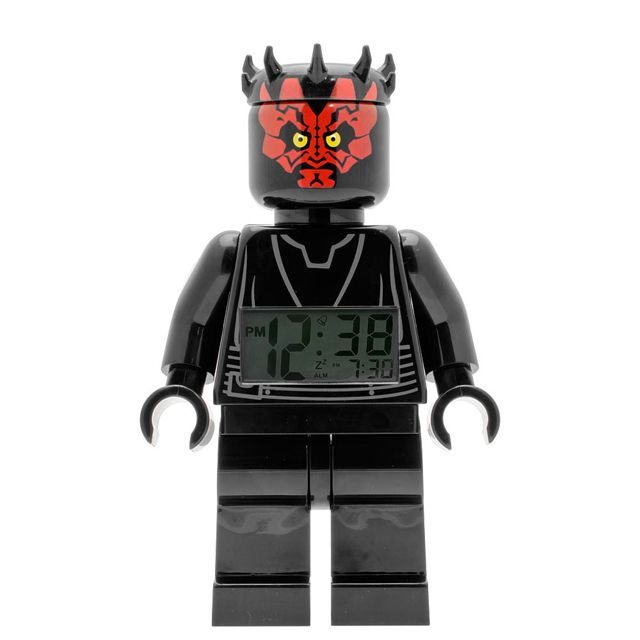 Star Wars Darth Maul Lego Alarm Clock Darth Maul Star Wars Darth Star Wars