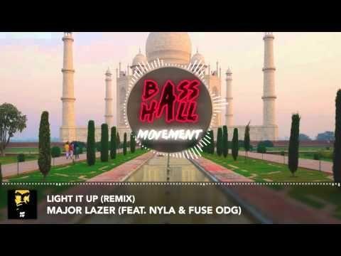 Major Lazer – Light It Up (Remix) ft. Nyla & Fuse ODG - YouTube.