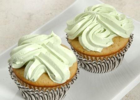 Pistachio Cupcakes!