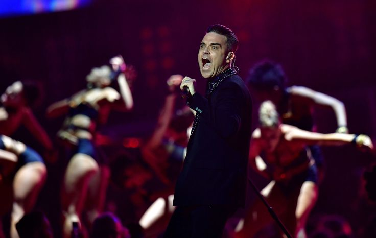 What It's Like To Be Robbie Williams' Biographer