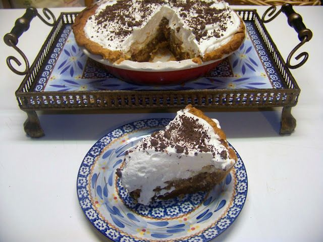 Triple Decadence Pie: Cookies, Yummy Desserts, Decadence Pie, Food, Sweets Pies, Pecan Pies, Pie Layer, Triple Decadence