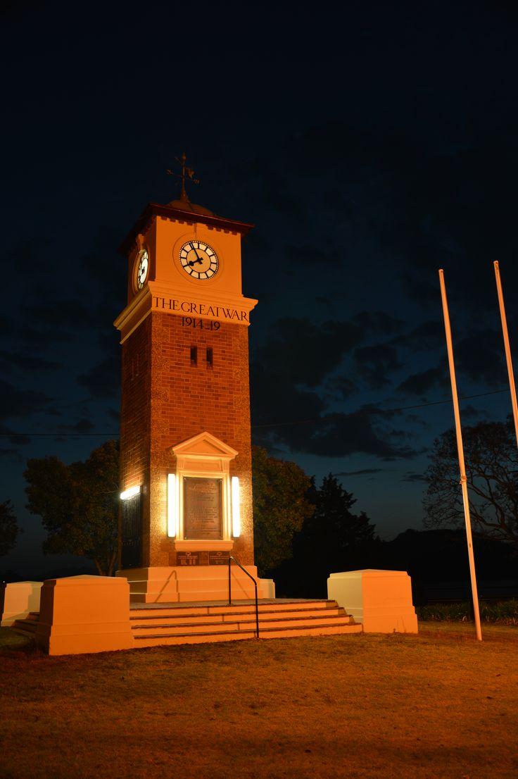 War Memorial, Gloucester, NSW