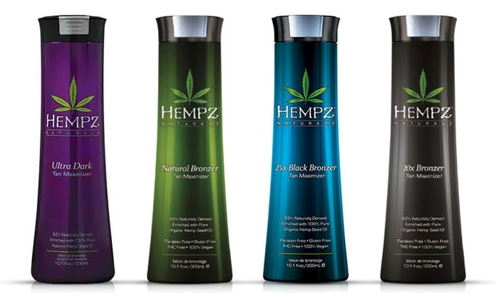 Hempz Tanning Lotions: Hempz Tanning Lotions. Multiple Options Available.