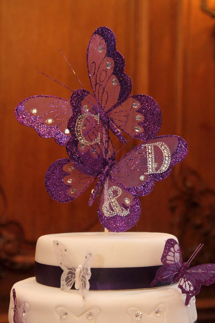 Butterfly design wedding cake. Photography by Serenity Photography Limited, Morpeth. Wedding photographers Northumberland. The White Swan Hotel, Alnwick