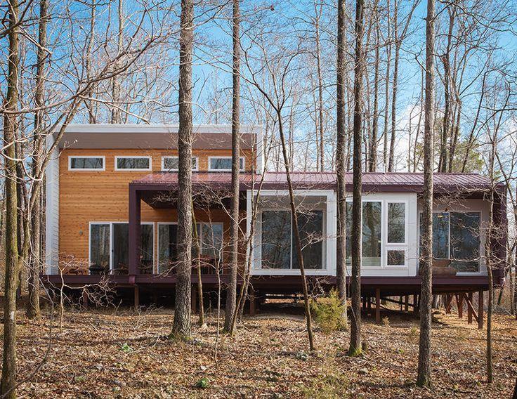 Off the grid cabin in arkansas popular beautiful homes for Cabin builders in arkansas