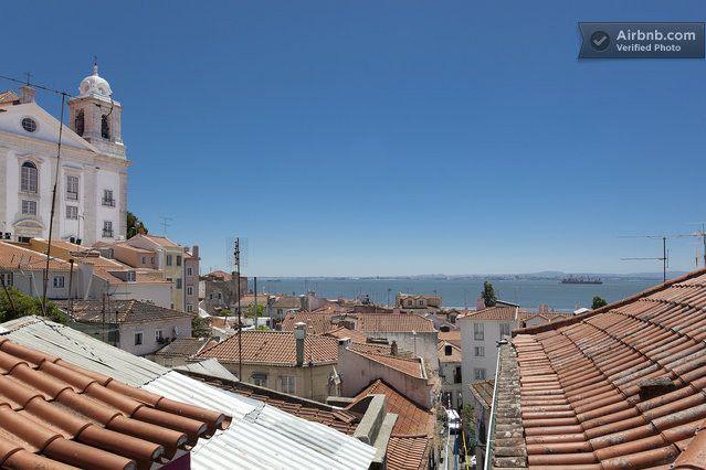 ALFAMA - Heart of Fado and Fun in Lisbon air bnb $49/nt