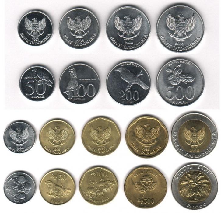 bali money coins