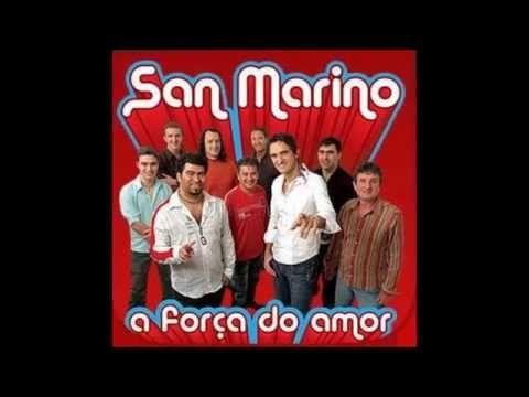 SAN MARINO  A FORÇA DO AMOR VOL  12 CD COMPLETO