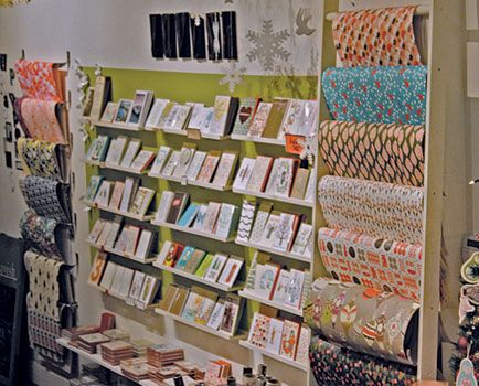 The Write Displays   Gift Shop Magazine Display Inspirations by Becky Tyre #displays #retail http://www.giftshopmag.com/2011/spring/display_ideas_for_gift_retail/the_write_displays