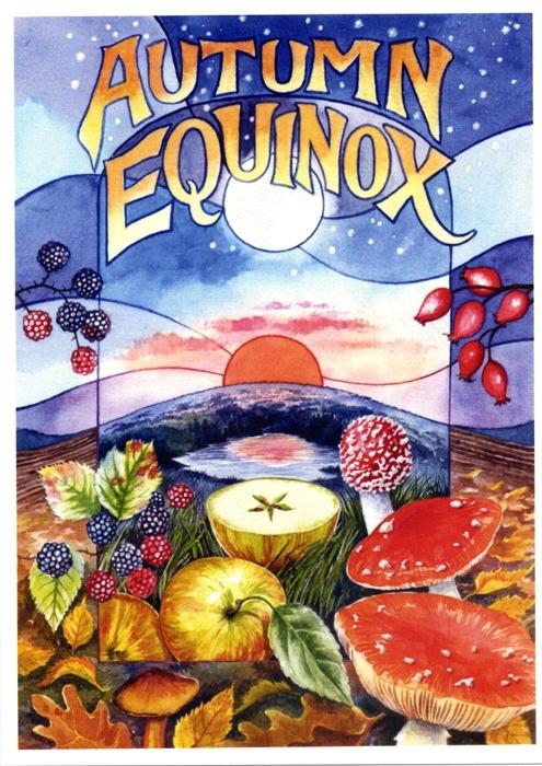 Mabon - Autumn Equinox