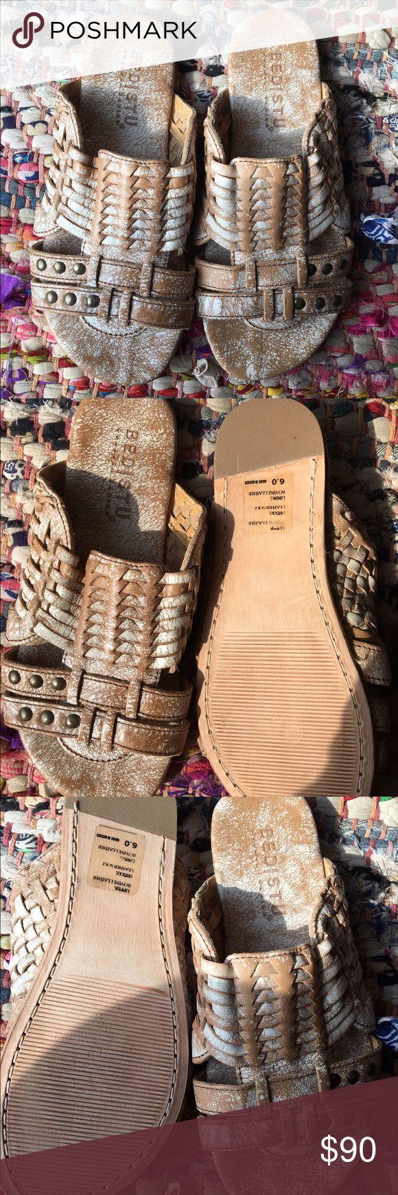 Bed Stu sandals size 6 never worn Bed Stu sandals size 6 never worn $100 Bed Stu Shoes Sandals