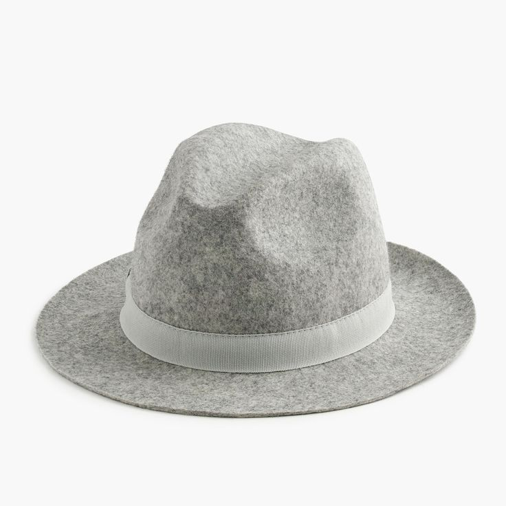 Shop the Short-Brimmed Italian Wool-Felt Hat at JCrew.com and see our entire selection of Women's Hats.