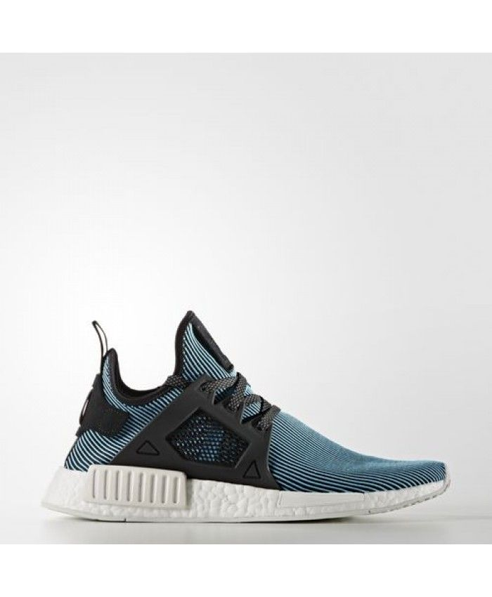 Adidas Originals NMD Primeknit Bright Cyan Limited Boost blue us