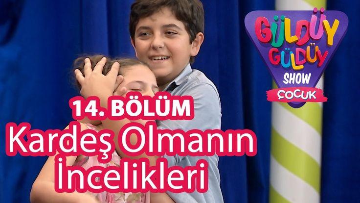 ✿ ❤ Perihan ❤ ✿ KOMEDİ :) Güldüy Güldüy Show Çocuk 14. Bölüm, Kardeş Olmanın İncelikleri :)))