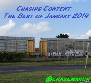 Chasing Content - The Best of Last January from Silent Cacophony
