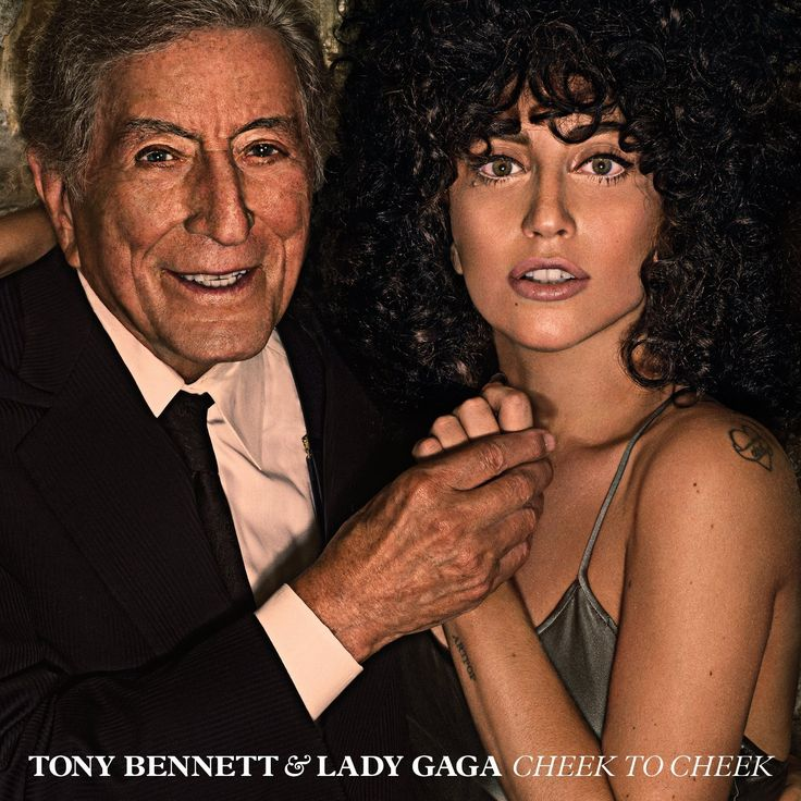 Personnel: Gray Sargent (guitar); Mike Renzi (piano); Harold Jones (drums). Audio Mixer: Dae Bennett. Photographers: Steven Klein; Steve Klein . Lady Gaga and Tony Bennett sang before 2014's Cheek to