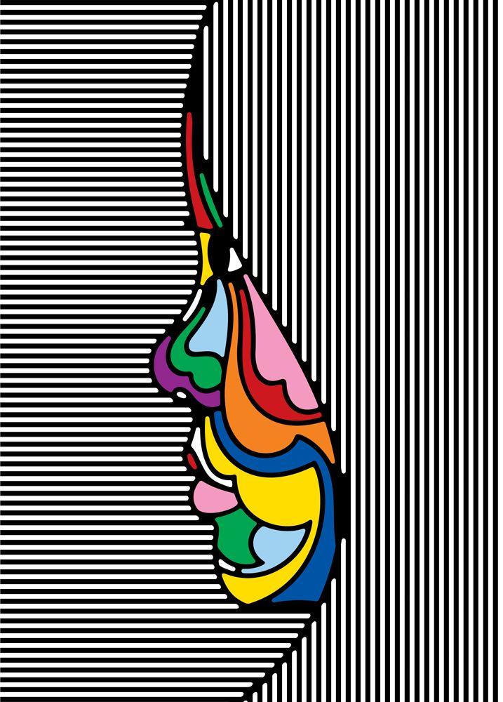Line Project Art : Best images about craig redman on pinterest yayoi