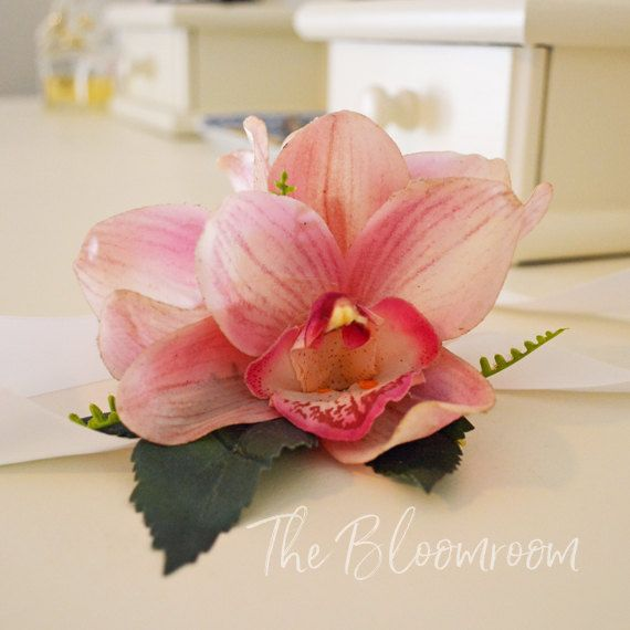 Silk Wedding Flowers Leicestershire : Best ideas about orchid corsages on prom