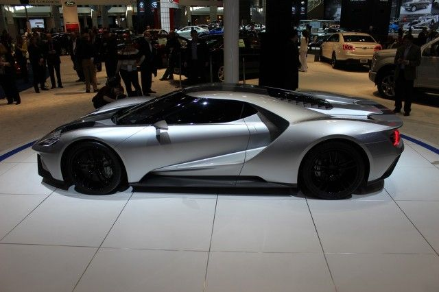 Ford GT $400,000 | The Ford GT Will Cost $400,000, Sell 250 Per Year, Gallery 1 ...