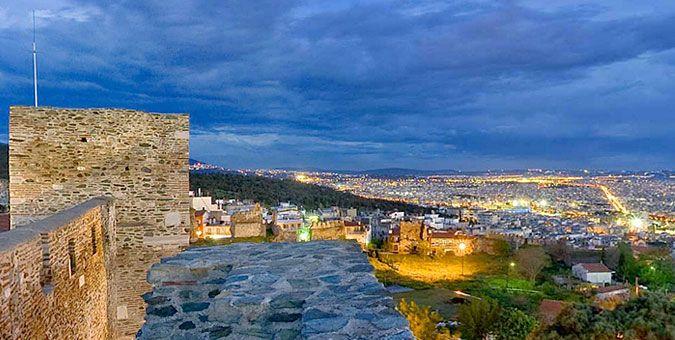 Αξιοθέατα Θεσσαλονίκης - Thessaloniki Κάστρα