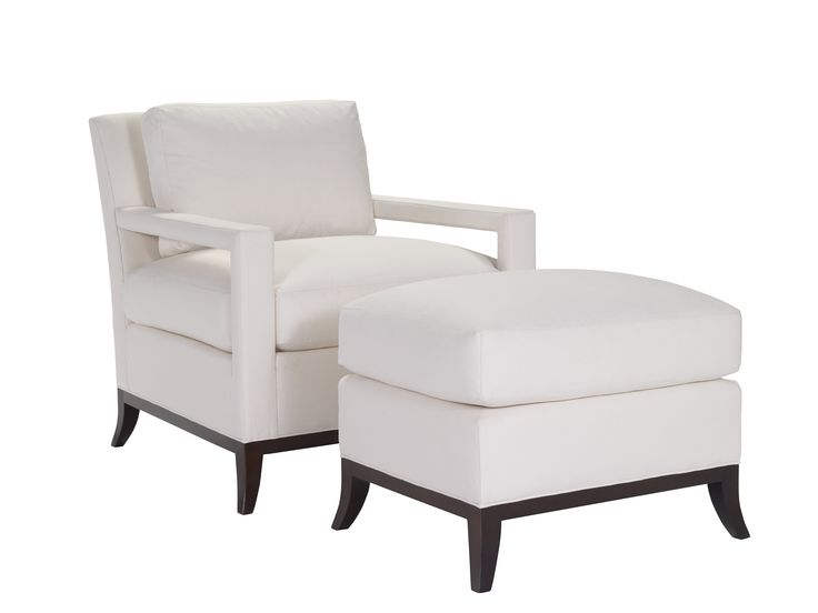 Upholstered Chair And Ottoman 119 best chairs images on pinterest | ottomans, furniture
