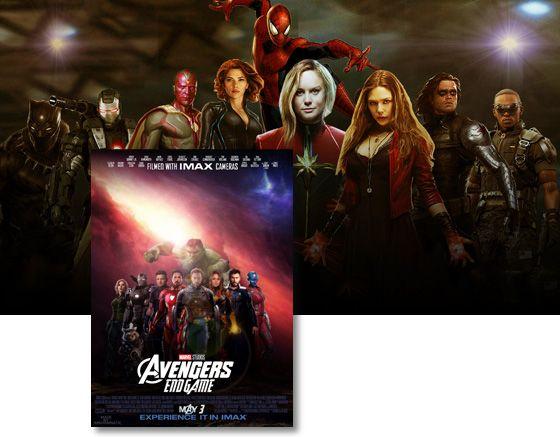 Watch' Avengers: Endgame FULL MOVIE HD1080p Sub English