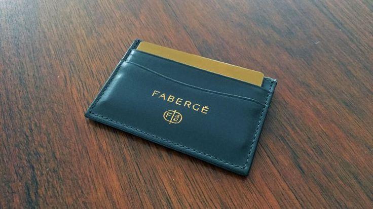 Fabergé Porte Cartes