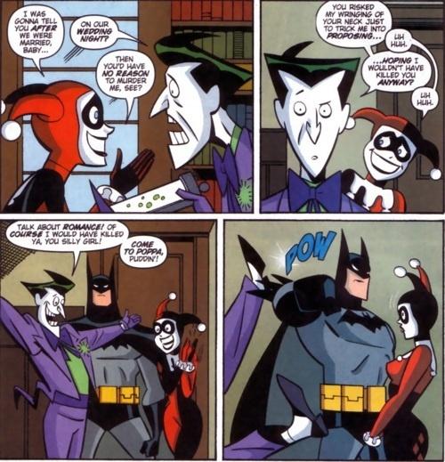 Batman being Batman comics