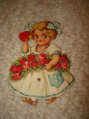 valentine kewpie dolls