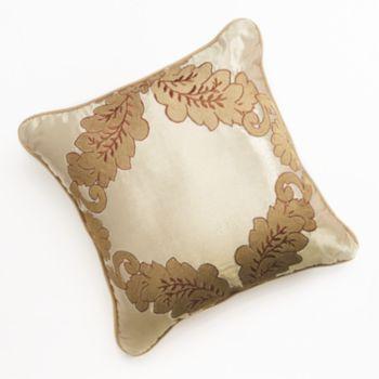 Bond Street Essex Embroidered Decorative Pillow