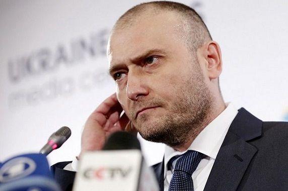 Народный депутат Дмитрий Ярош раскритиковал украинские власти http://proua.com.ua/?p=63457