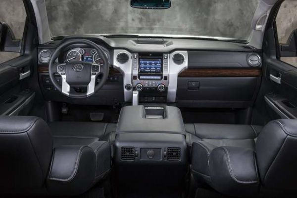 2016 Toyota Tacoma Access Cab Interior