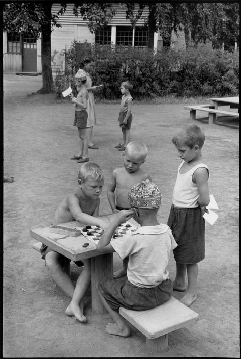 Soviet Union by Henri Cartier-Bresson