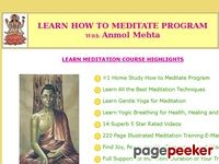 Learn How to Meditate Course