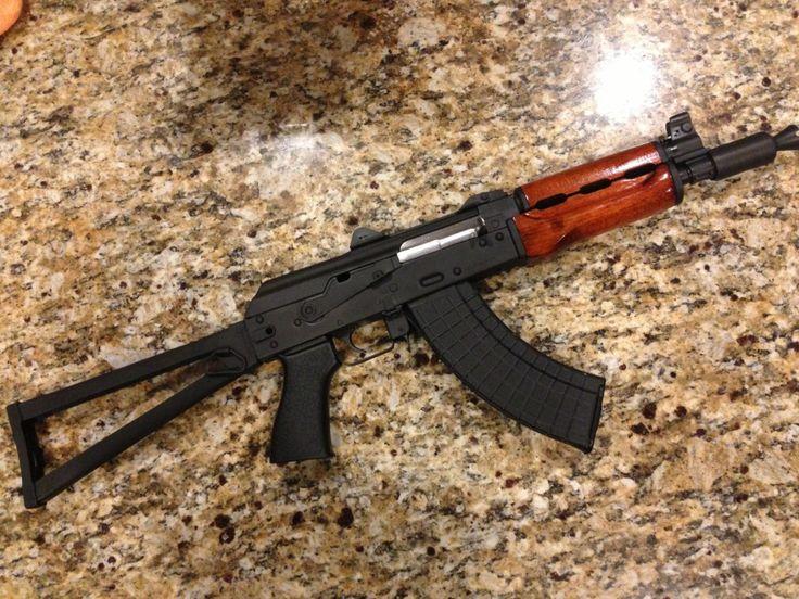 Krink build. Serbian Pap m92 pistol SBR'd | Lightfighter Tactical Forum