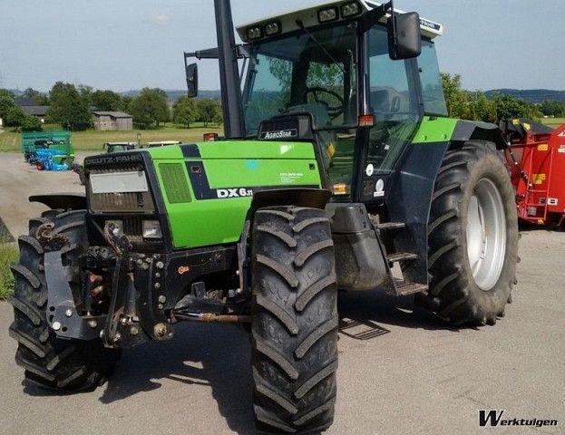 Deutz-Fahr Agrostar | Deutz-Fahr AgroStar DX 6.11 - 4wd traktoren - Deutz-Fahr - Maschine ...