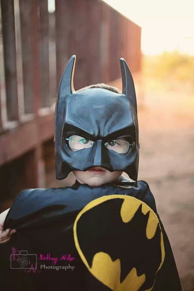 Batman super hero photography done by Brittany Miller Photography