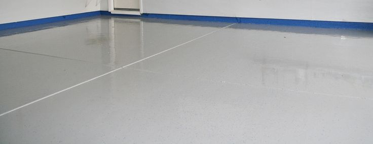 See why the benefits of garage floor paint is a good low cost garage flooring option for protecting your garage floor as well as providing a custom look.