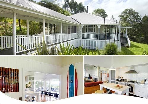 Queenslander house...nice