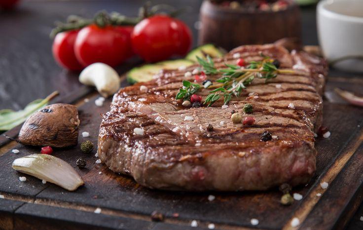 Рецепт: Как приготовить идеальный стейк в домашних условиях - Om ActivOm Activ