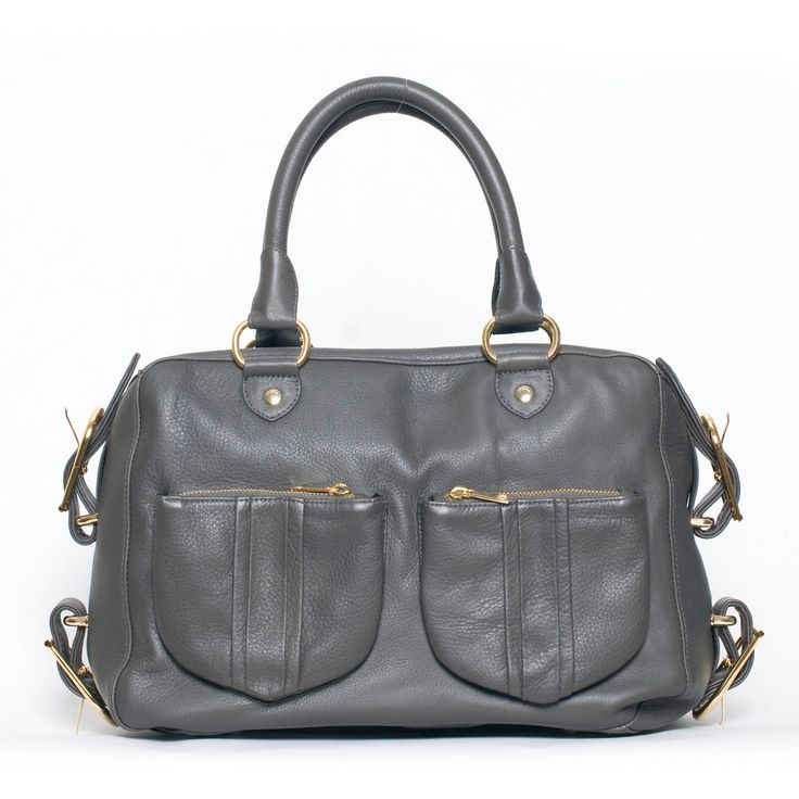 Faith Bag Atlas Blue Gray